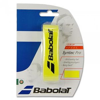 Cushion Grip Babolat Syntec Pro Amarelo
