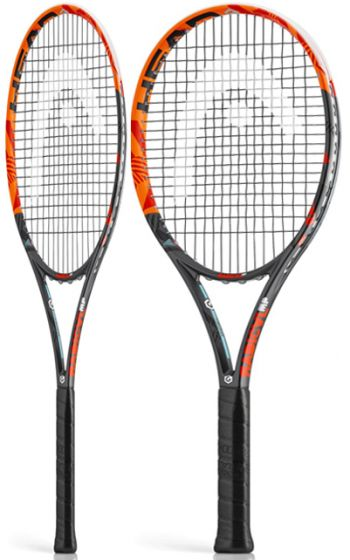 Raquete De Tênis Head Graphene Xt Radical Mp 2016