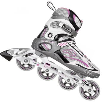 Patins Fila Master DF Lady 80mm/82A ABEC 7
