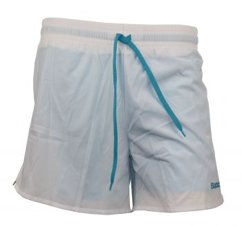 Short Performance Babolat Branco/Azul