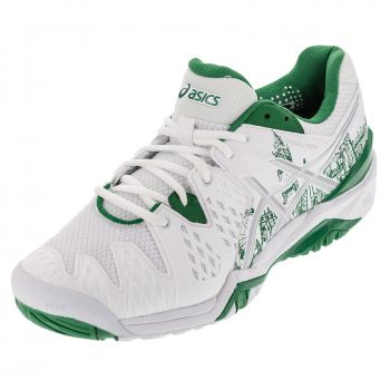 Tenis Asics Gel Resolution 6 All Court L.E. London 38