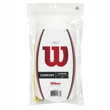 Overgrip Wilson Pro Overgrip 30 Pack Branco
