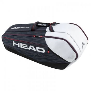 Raqueteira Head Djokovic 9r Supercombi New