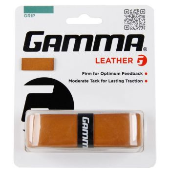 Cushion Grip Gamma de Couro Natural