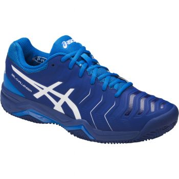 Tênis Asics Gel-Challenger 11 Clay - Limoges/white/Directoire Blue