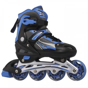 Patins Hyper Sports Azul Regulável