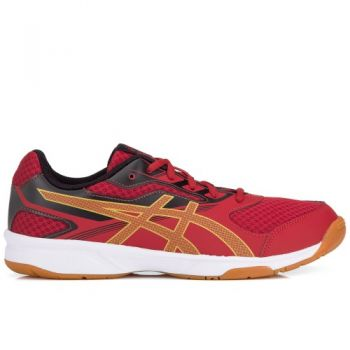 Tênis Asics Gel Upcourt 2 Masculino  Red/Rich Gold/Black