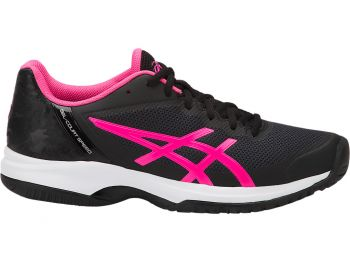 Tênis Asics Gel-Court Speed Black/ Hot Pink/ White