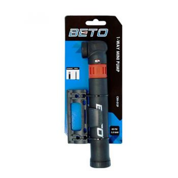 Mini Bomba de Ar Beto 1- Way Mini Pump