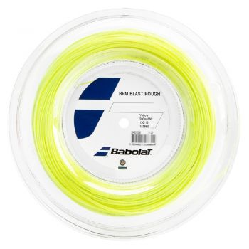 Rolo de Corda Babolat RPM Blast Rough 1.30mm 16L - 200mts