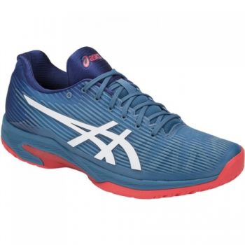 Tenis Asics Solution Speed FF - Azul