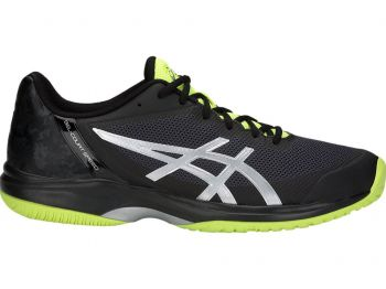 Tênis Asics Gel-Court Speed Preto Amarelo
