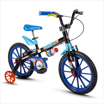 Bicicleta Nathor Aro 16 Tech Boys  - foto 5