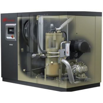 Compressor Parafuso Ingersoll Rand Série R 90-110/160 kW/125-150-200 HP 380/460V Velocidade Variavel, HPM