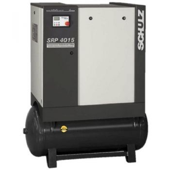 Compressor Parafuso Schulz SRP 4015 Lean 15 Hp 9 Bar 131 Psi 230 Litros Carenado