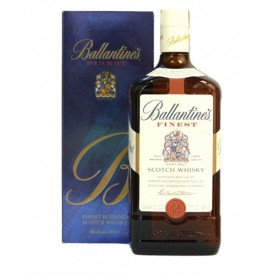 Whisky Ballantines Finest - 8 Anos - 1000ml