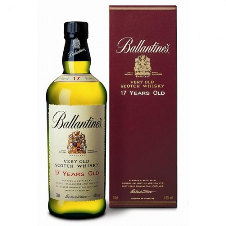 Whisky Ballantines - 17 Anos - 750ml