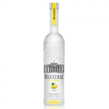 Vodka Belvedere Citrus - 700ml