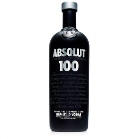 Vodka Absolut 100 - 1000ml
