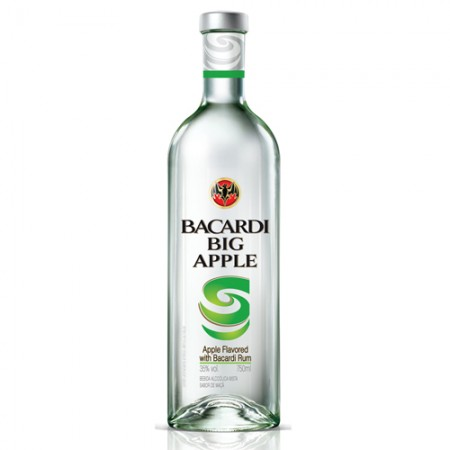 Rum Bacardi Big Apple - 750ml