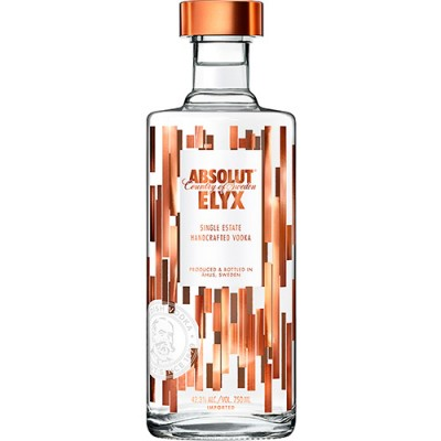 Vodka Absolut Elyx - 1000ml