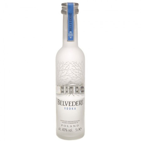 Vodka Belvedere - Miniatura - 50ml