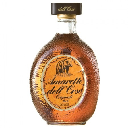 Licor Stock Amaretto DellOrso - Miniatura - 40ml