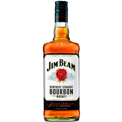 Whisky Jim Beam White - Bourbon - 1000ml