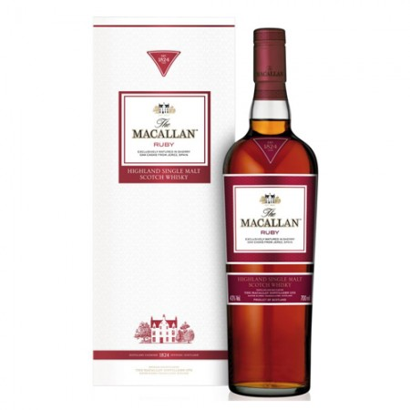 Whisky The Macallan - Ruby - 700ml
