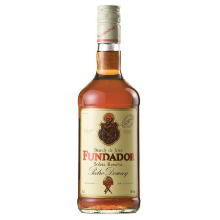 Brandy Fundador - 750ml