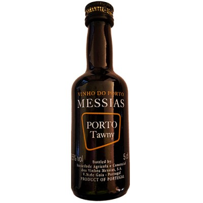 Vinho do Porto Messias Tawny - Miniatura - 50ml
