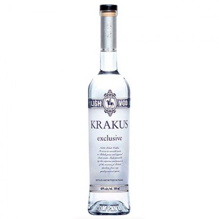 Vodka Krakus Exclusive - 750ml