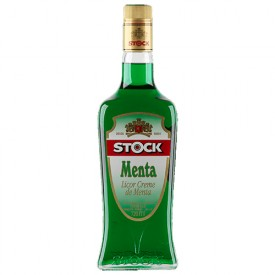 Licor Stock Creme de Menta - 720ml