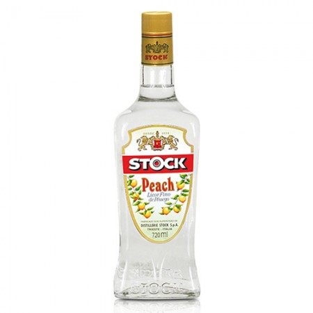 Licor Stock Peach - 720ml