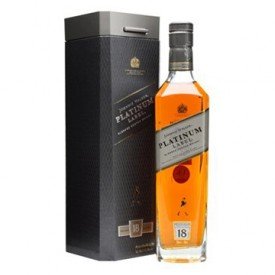 Whisky Johnnie Walker Platinum - 18 anos - 750ml