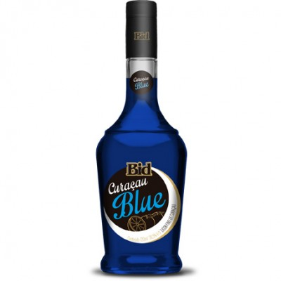Licor Bid Curaçau Blue - 720ml