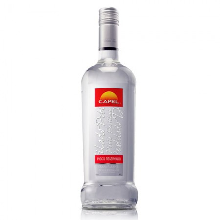 Pisco Capel Reservado - 750ml