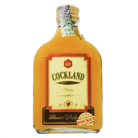 Whisky Cockland - Miniatura - 250ml