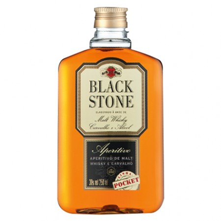 Whisky Black Stone - Miniatura - 250ml