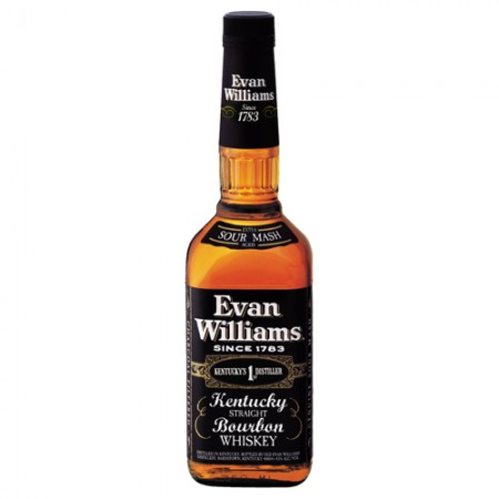 Whisky Evan Williams Black - Bourbon - 1000ml