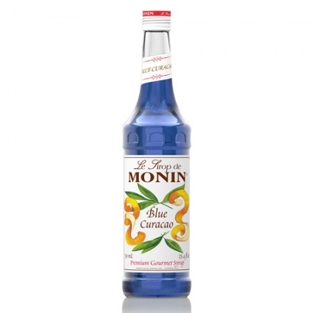 Xarope Monin Curaçau Blue - 700ml