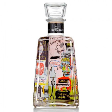 Tequila 1800 Essentials - Reserva Prata - Jean-Michel Basquiat 02 - 750ml
