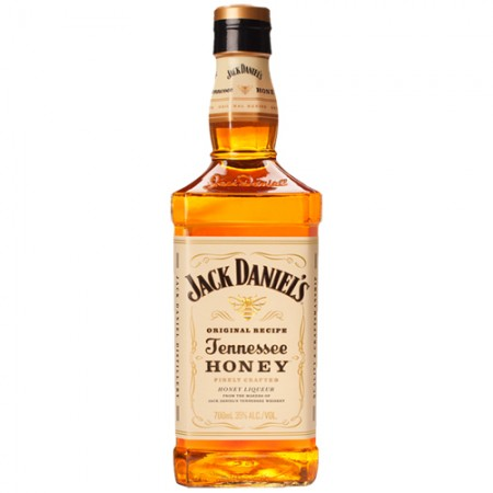 Licor de Whisky Jack Daniels Honey - 1000ml