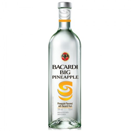 Rum Bacardi Big Pineapple - 750ml