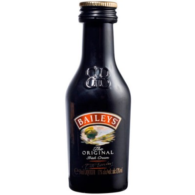 Licor Baileys - Miniatura - 50ml