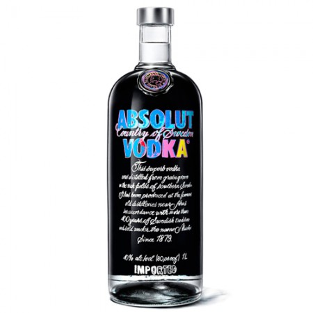 Vodka Absolut Andy Warhol - 1000ml