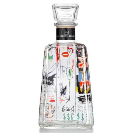 Tequila 1800 Essentials - Reserva Prata - Jean-Michel Basquiat 04 - 750ml