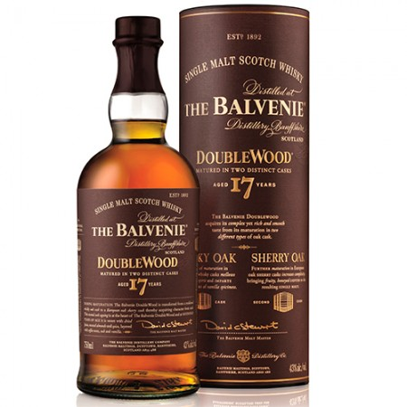 Whisky The Balvenie DoubleWood - Single Malt - 17 Anos - 700ml