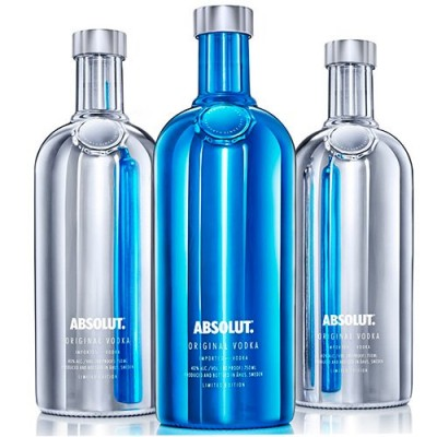 Vodka Absolut Electrik - 1000ml (Lançamento)