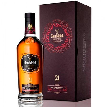 Whisky Glenfiddich 21 Anos - Single Malt - 750ml